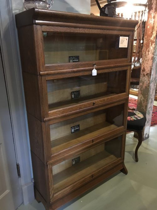 Sectional Bookcase 1908