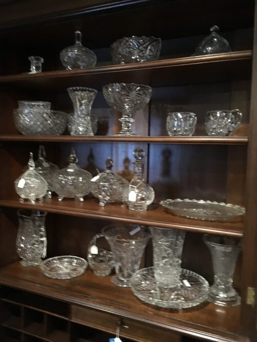 Crystal Glass Vintage