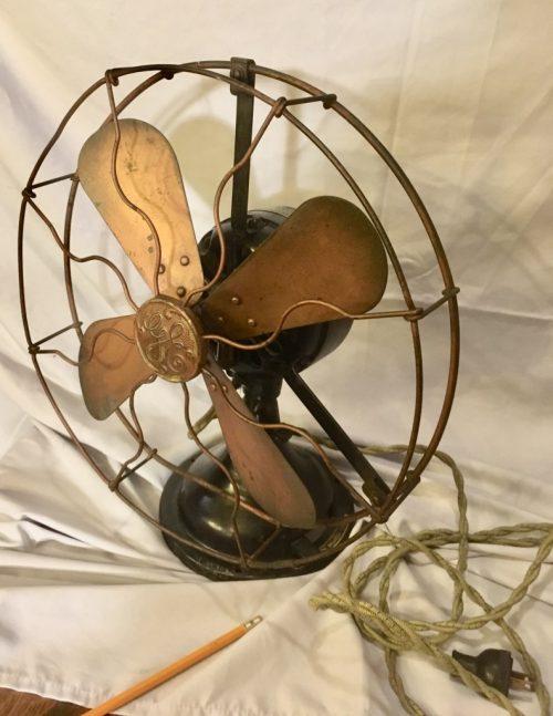 General Electric Fan Ca.1910