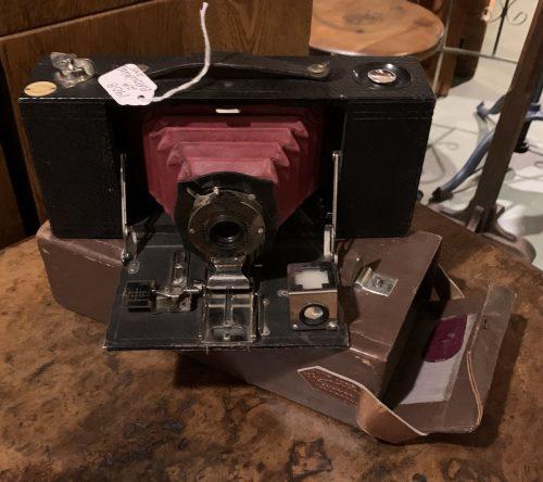 Camera 1908 No.2A folding Browning