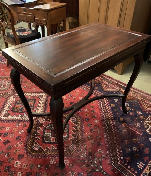 Games Table ca 1880.