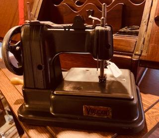 Toy Sewing Machine Ca1950.